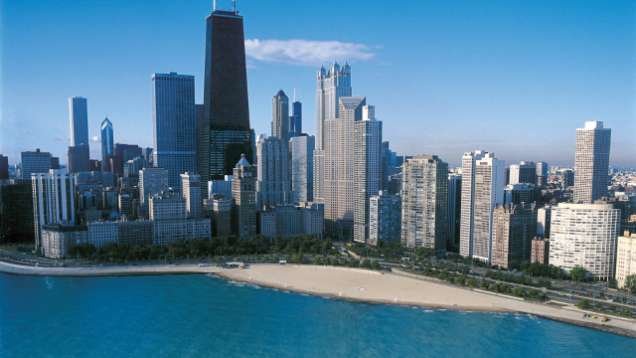 Enjoy Access to Lake Michigan's Oak Street Beach near Four Seasons Hotel Chicago