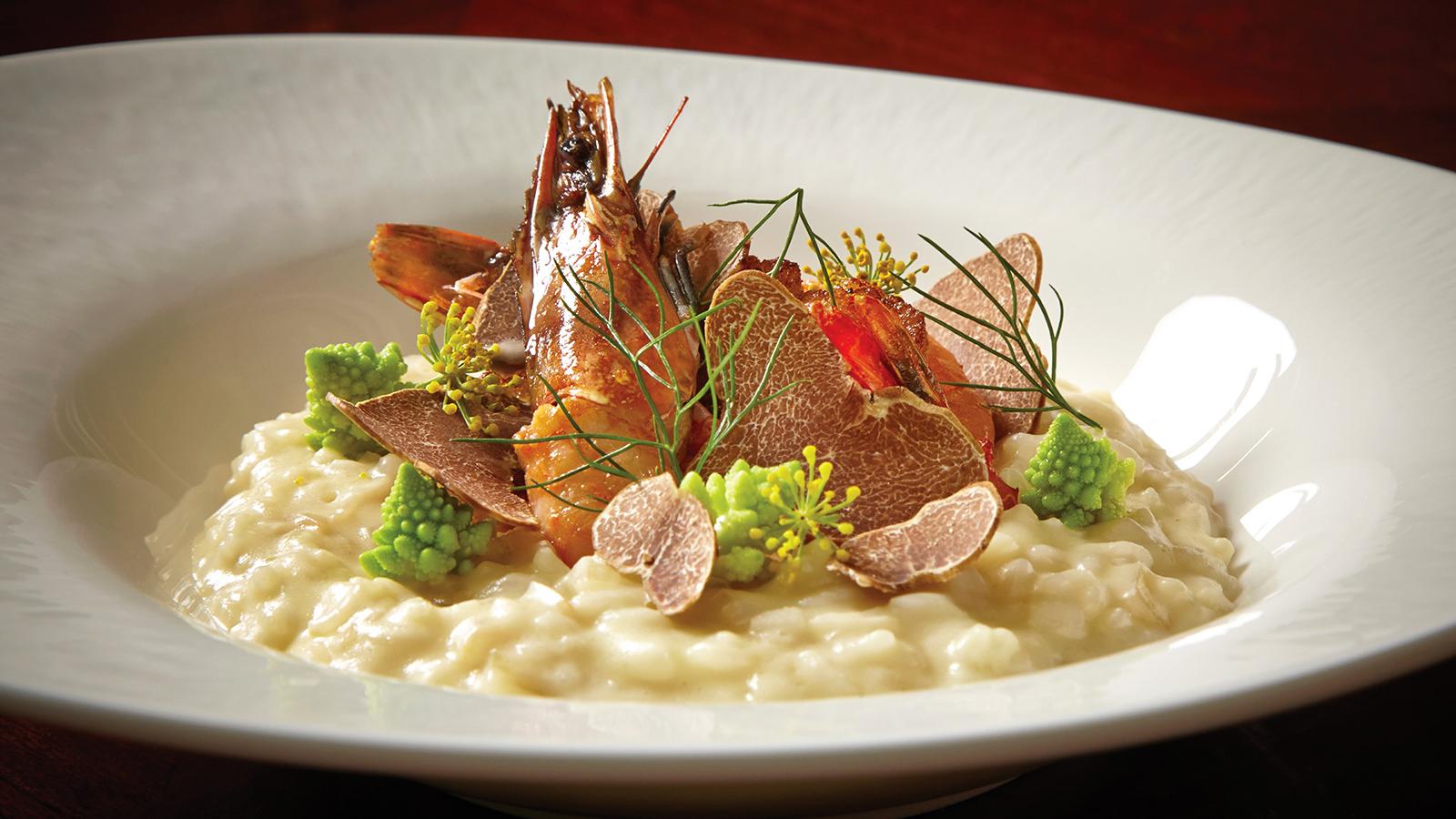 Noe italian restaurant oahu four seasons oahu at ko olina for Fish house ko olina