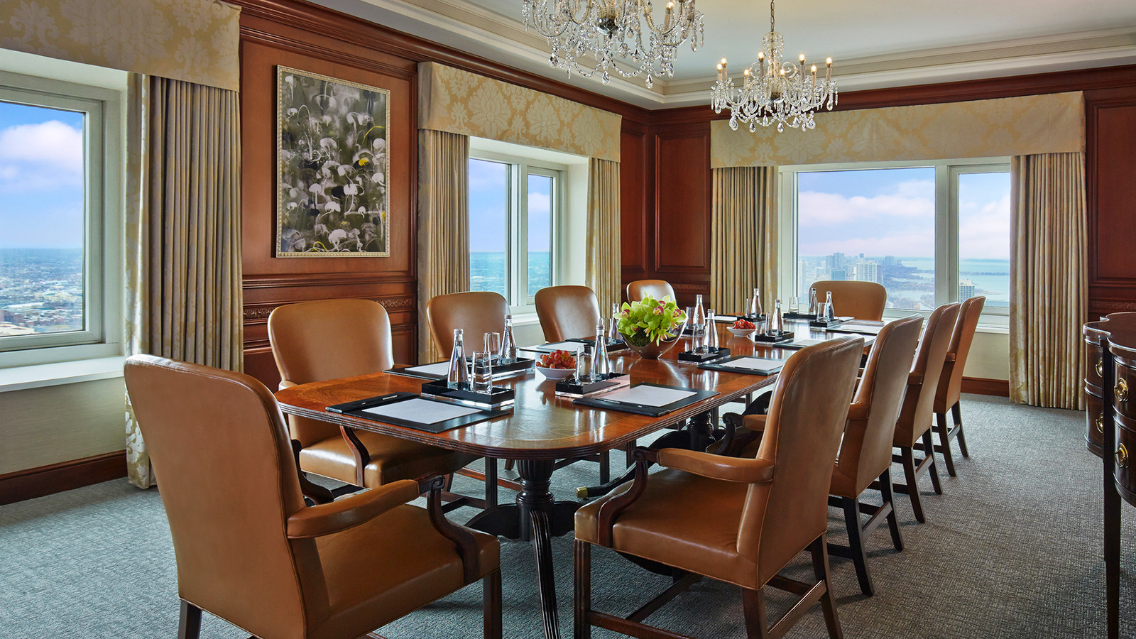 Chicago Event Venues & Meeting Space | Four Seasons Hotel
