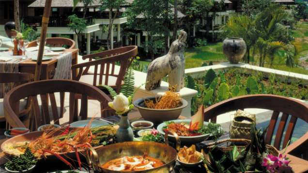 Bed and Breakfast Package at Four Seasons Resort Chiang Mai, a 5-Star Resort in Chiang Mai