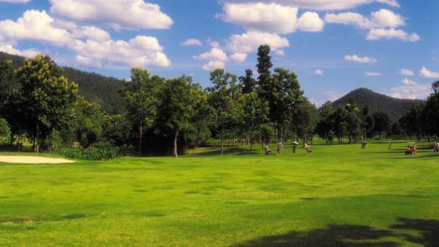 Golf Courses Near Four Seasons Resort Chiang Mai