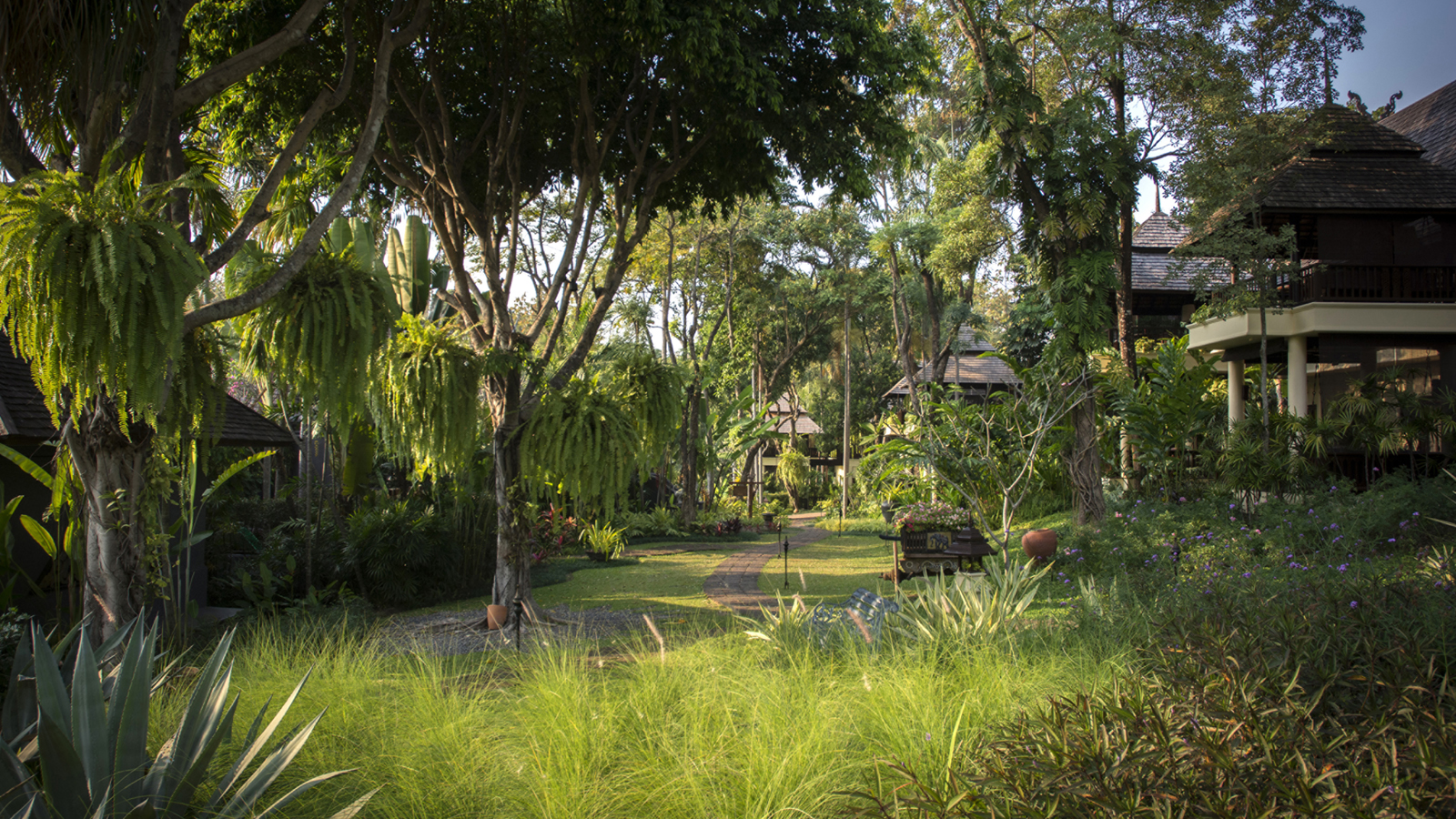 Complimentary On-Site Activities for Kids at Four Seasons Resort Chiang Mai