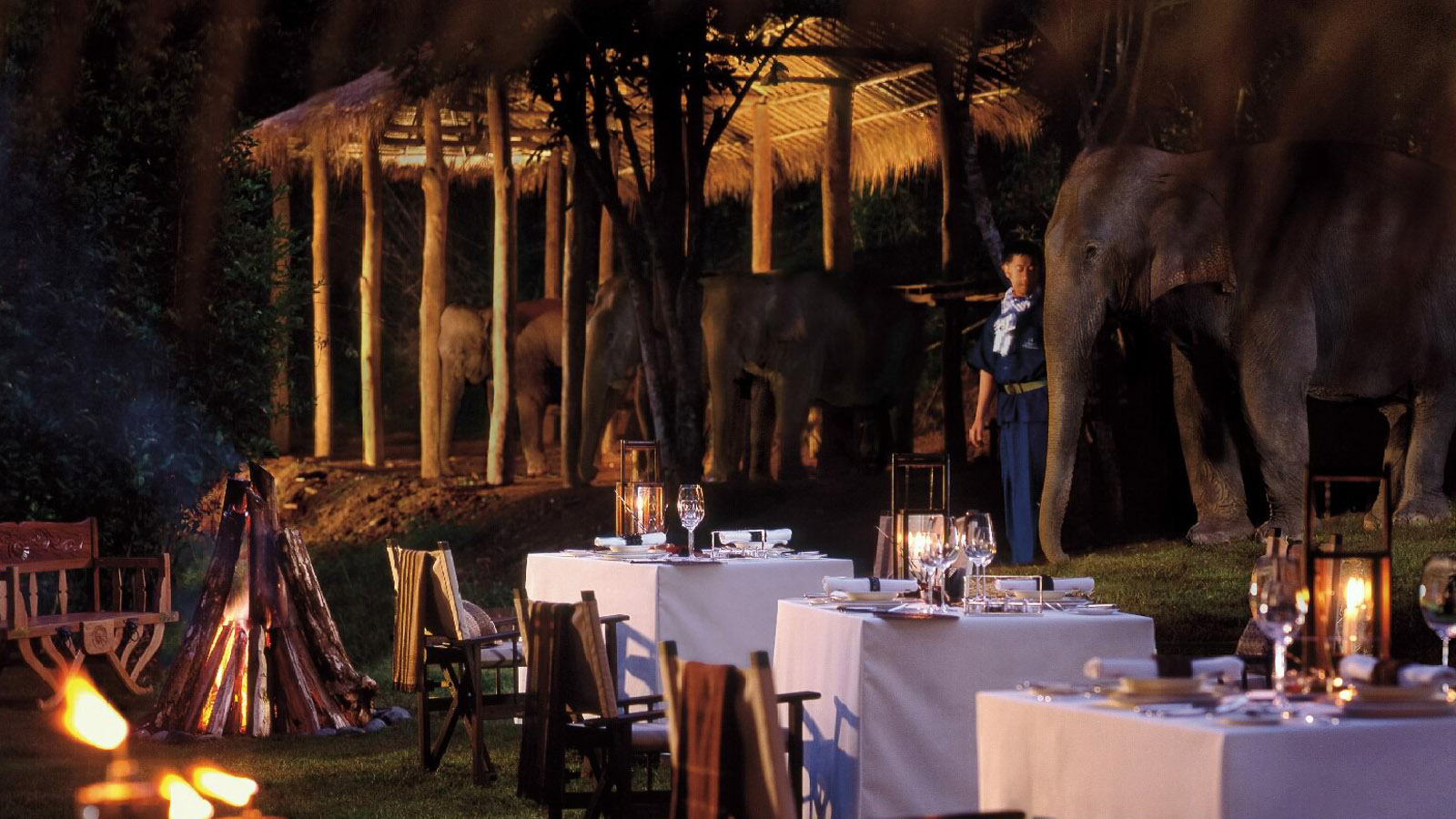 Enjoy Group Value Offer with Our Meetings and Events Package at Four Seasons Tented Camp Golden Triangle