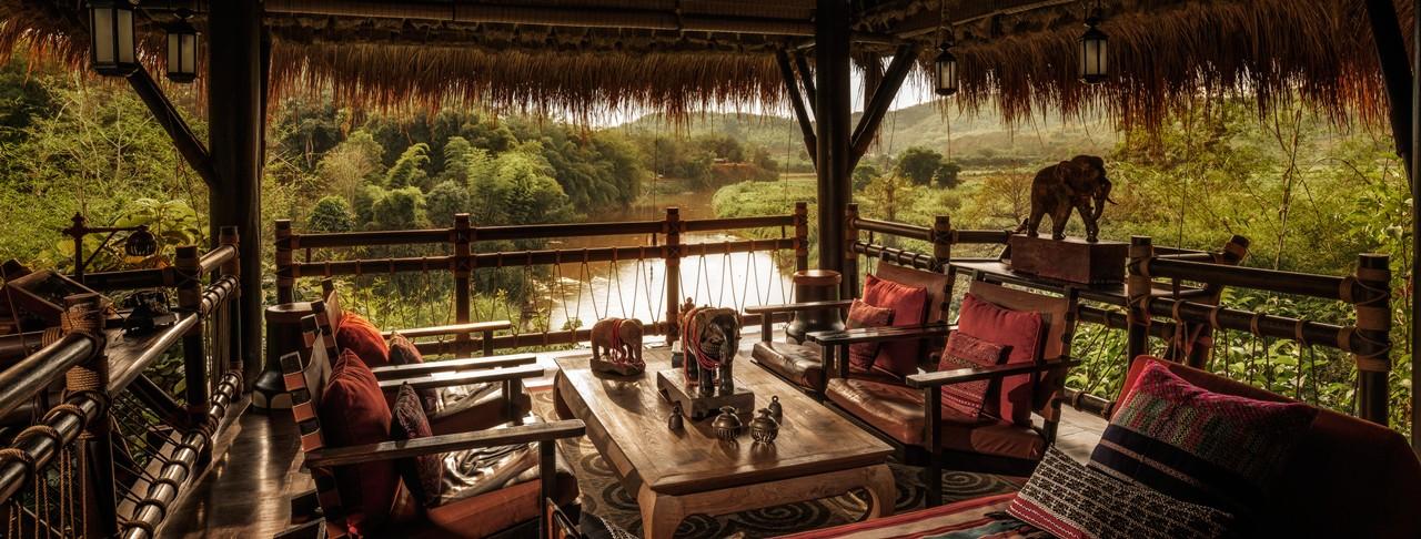 Αποτέλεσμα εικόνας για An unforgettable day in the mystical mountain jungles at Four Seasons tented camp Golden Triangle