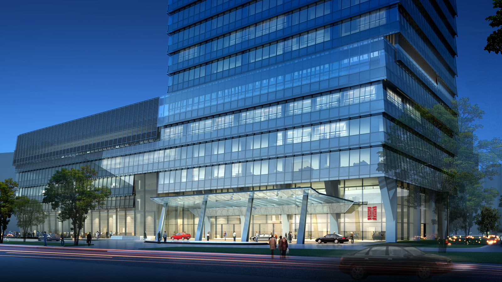 Luneng Group And Four Seasons Hotels Resorts Announce Plans For Hotel Dalian