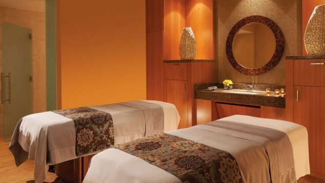 Couples massage in denver romantic spa spa at four seasons for Best spa for couples