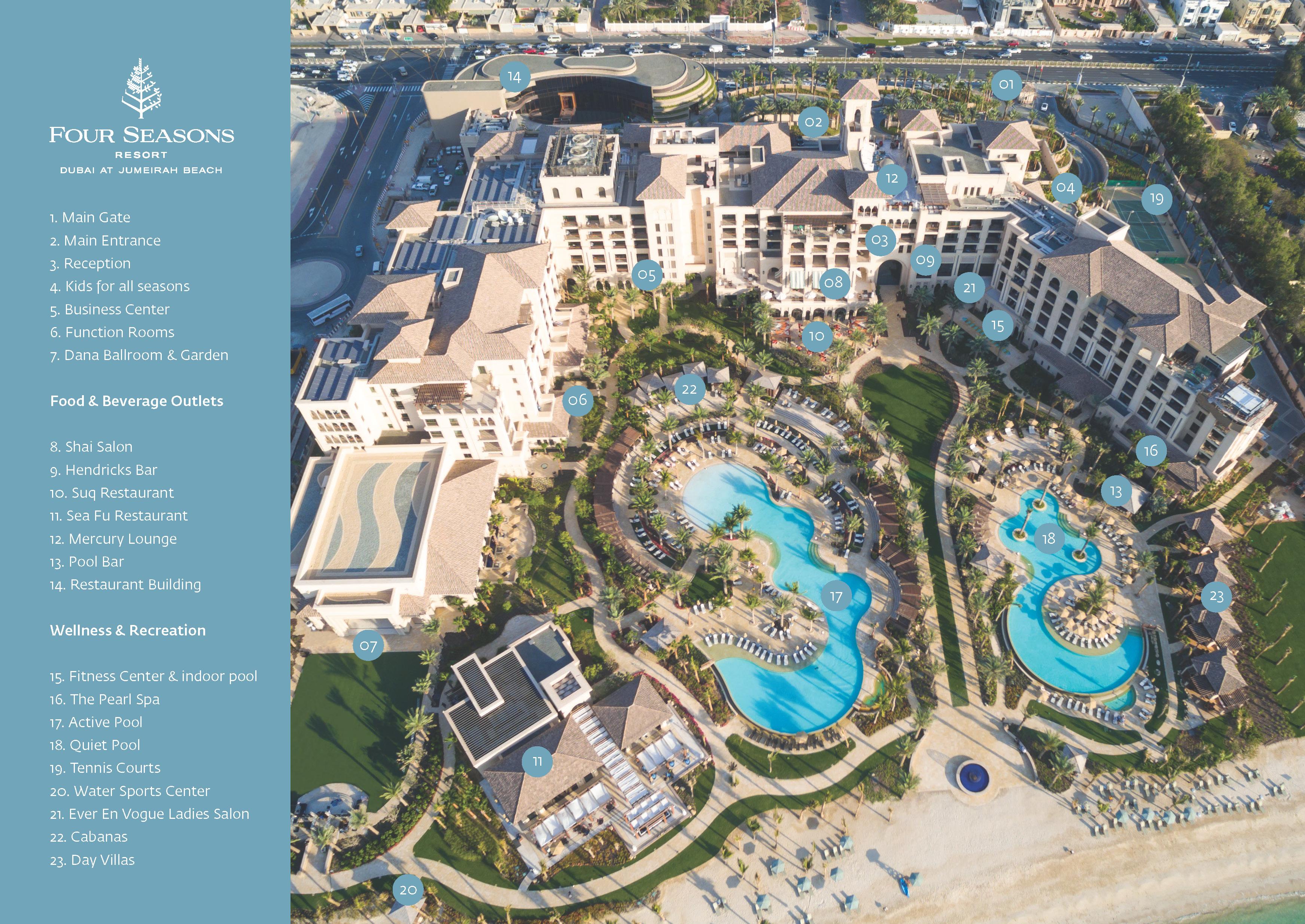 Best Hotel Dubai Beach Benbie