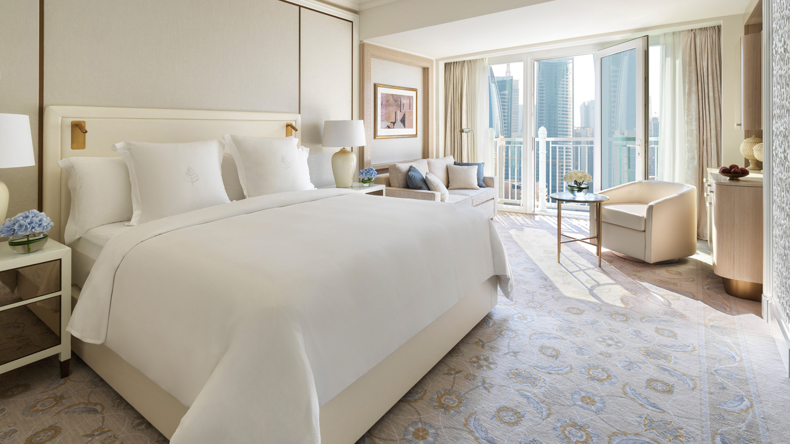The Highly Anticipated Reopening of Four Seasons Hotel Doha Follows  Expansive Renovations