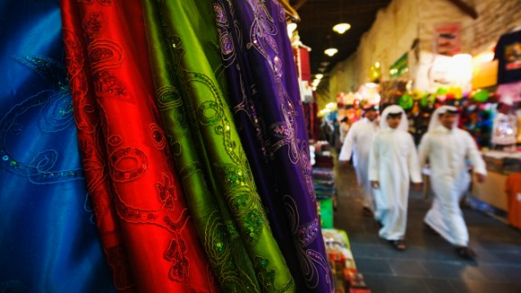 Searching Out the Unusual at Souq Waqif