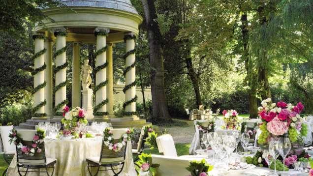 Tempio lawn for Garden room 4 seasons