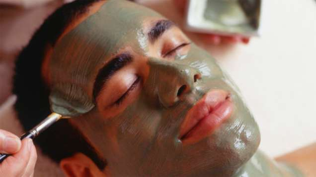 Men's Facials at the Four Seasons Spa in Riyadh