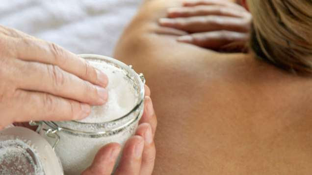 Maldives Spa Body Treatments