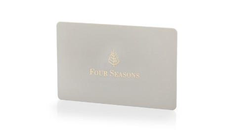 Using Your Four Seasons Gift Card | Four Seasons Hotels & Resorts