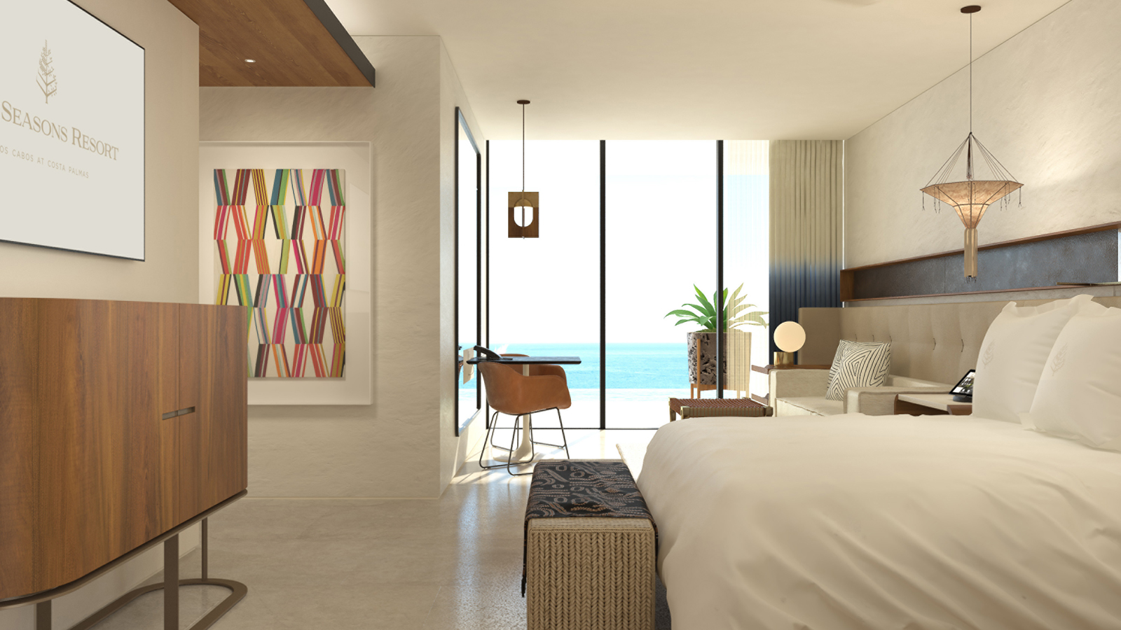 Four Seasons To Open Luxury Resort In Los Cabos