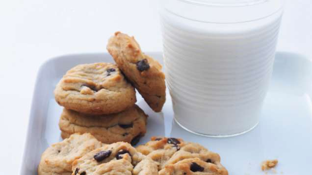 Milk and Cookies for Kids at Four Seasons Hotel Milan