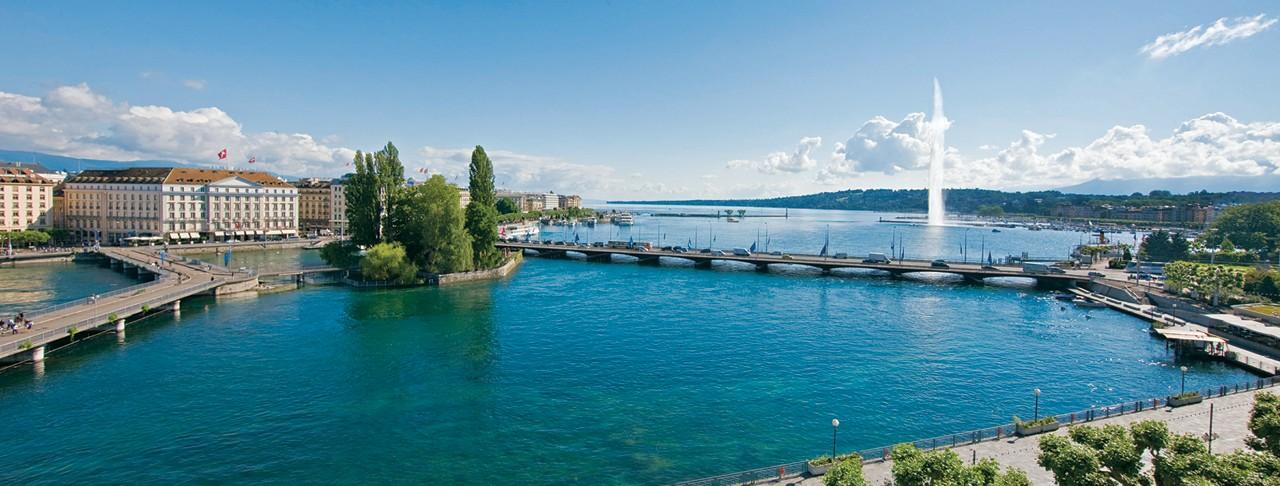Luxury Geneva Hotel   Star Hotel  Four Seasons Hotel Des Bergues