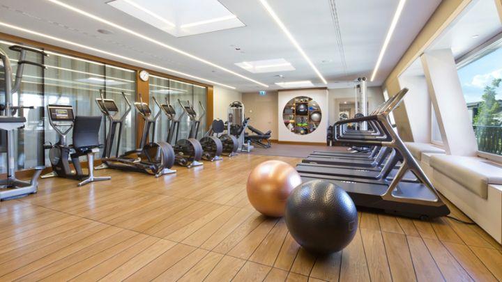 Geneva luxury hotel fitness center four seasons hotel des bergues