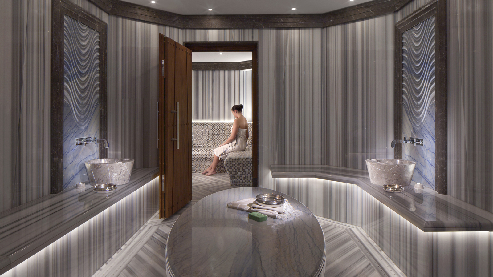Geneva spa launches subtle energies treatments at four seasons for Design hotel 16 geneva