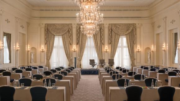 Geneva event venues meeting space four seasons hotel for Design hotel 16 geneva