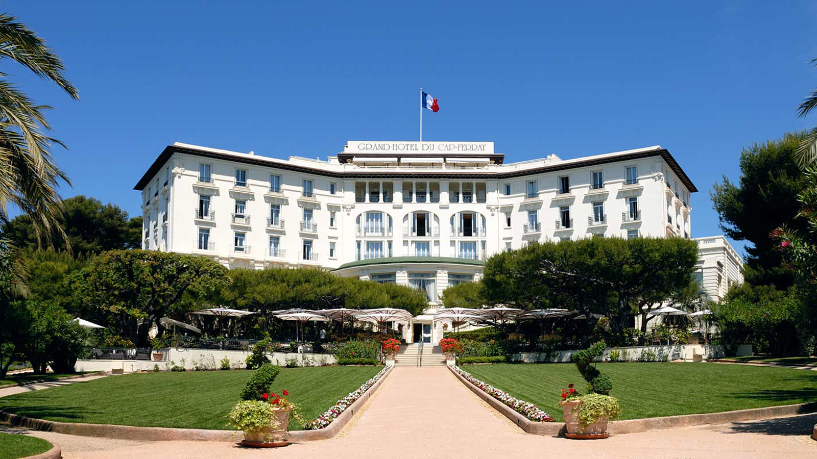 History Of The Grand Hotel