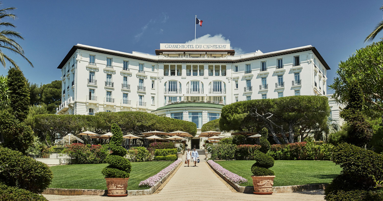 Grand-Hotel du Cap-Ferrat   Saint Jean Cap Ferrat Hotel   Four Seasons