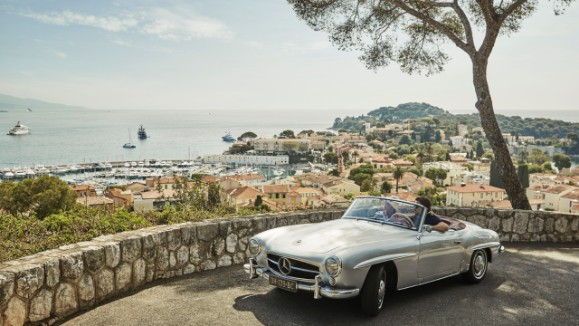 Video: EN ROUTE TO LA DOLCE VITA, THE ULTIMATE ROAD TRIP EXPERIENCE