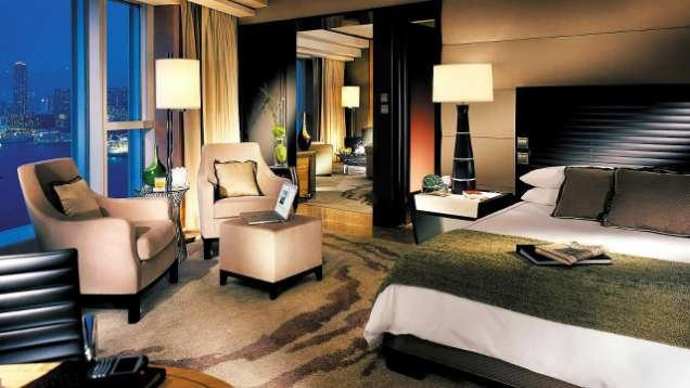 Four Seasons Executive Suite in Four Seasons Hotel Hong Kong, a Luxury Hotel in Hong Kong