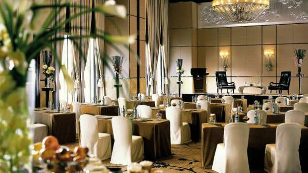 Harbour View Ballroom I in Four Seasons Hotel Hong Kong, a Luxury Hotel in Hong Kong