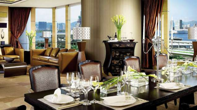 Function Room Victoria I in Four Seasons Hotel Hong Kong