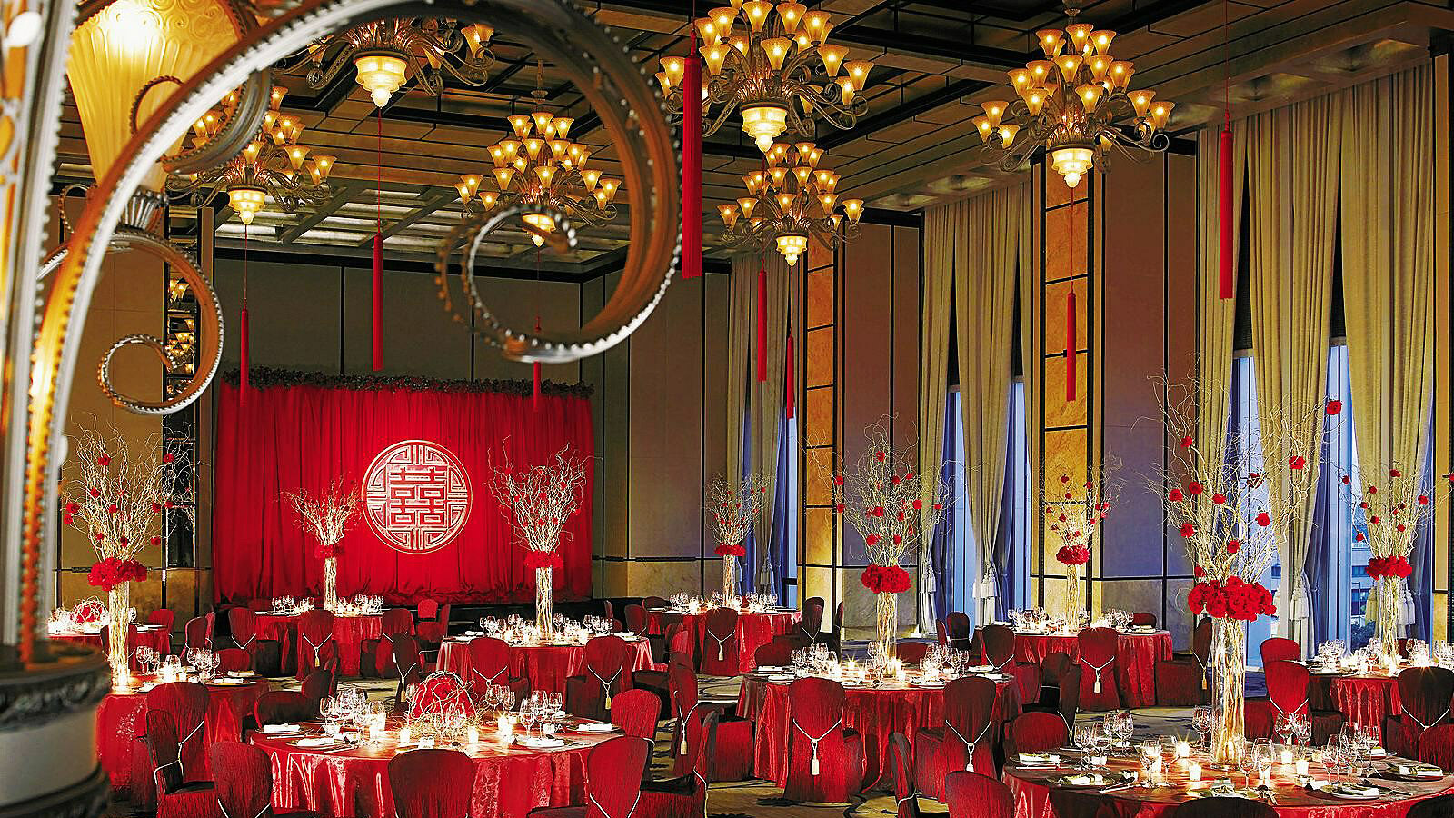 8 Foot Banquet Table Dimensions Four Seasons Hotel Hong Kong – Perfect for Corporate Events and ...