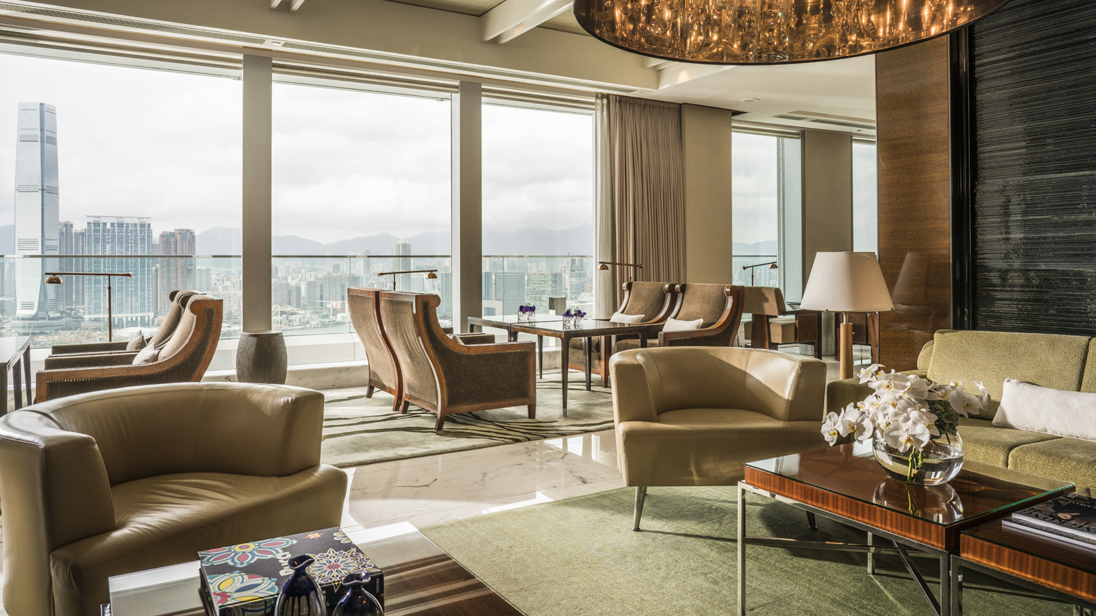 Executive Club Package Offered at Four Seasons Hotel Hong Kong, a 5-Star Hotel in Hong Kong