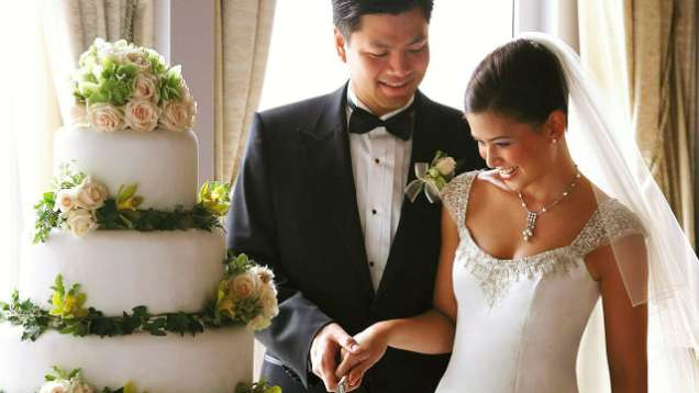 Wedding Planning at Four Seasons Hotel Hong Kong