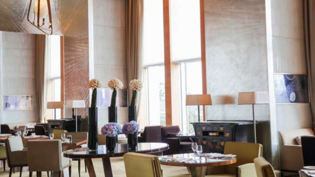 Bed and Breakfast Package Offered at Four Seasons Hotel Hong Kong, a Five-Star Hotel in Hong Kong