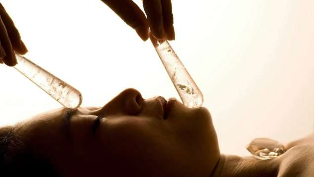 Facial Collection at the Spa at Four Seasons Hotel Hong Kong