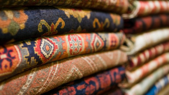 Please Don't Call It A Carpet:  The Kilim Unraveled