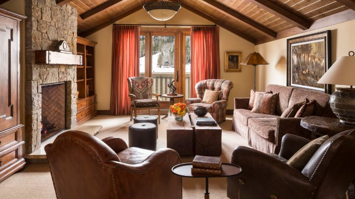 Penthouse Vacation Rental Jackson Hole 3 Bedrooms Four