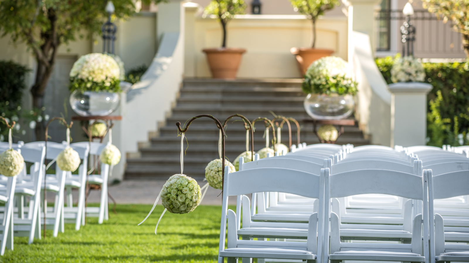 Johannesburg Wedding Venues at Four Seasons Hotel The Westcliff