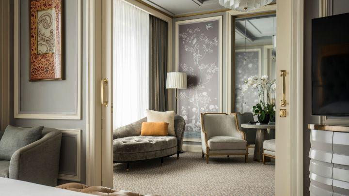 Jakarta Hotel Rooms | Jakarta Suite | Four Seasons Hotel Jakarta