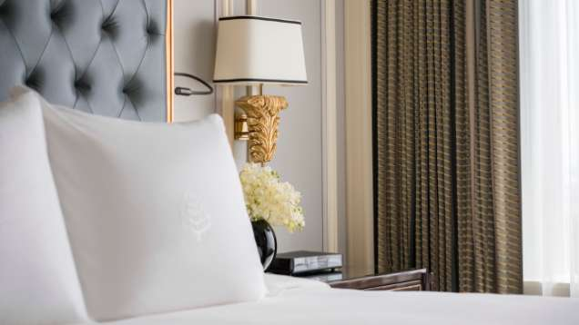Bed and Breakfast Package at Four Seasons Hotel Jakarta, a Five-Star Hotel in Central Jakarta