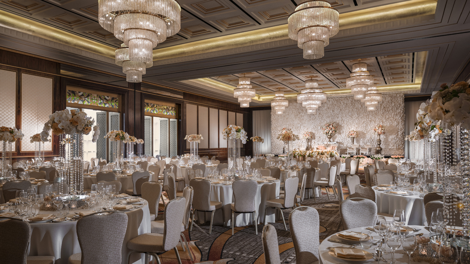 Jakarta wedding jakarta marriage four seasons hotel jakarta count on four seasons to bring your fantasy wedding to life in every perfect detail the four seasons ballroom is grand luxurious and exquisitely detailed junglespirit Image collections