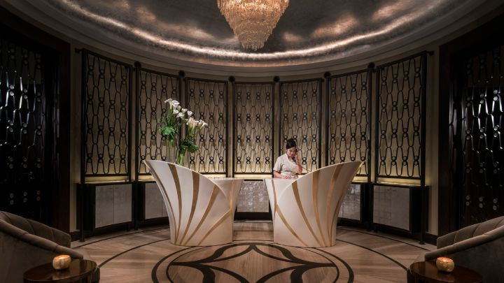 Luxury hotel spa four seasons hotel jakarta for 4 seasons beauty salon