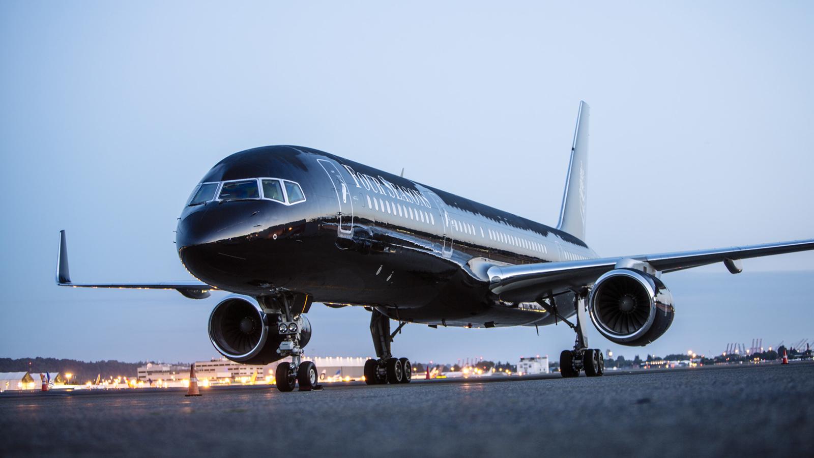 135,000 per trip or plane gourmet hotel 28