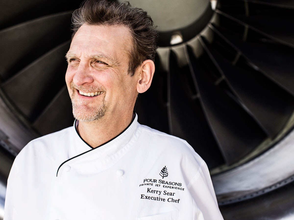 Executive Chef Kerry Sear