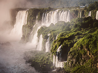 Fly to Iguassu Falls for a day of exploration