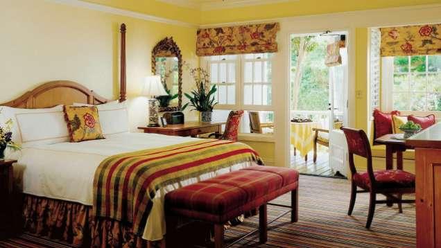 Koele room lanai lodging four seasons resort lanai at for Garden room 4 seasons