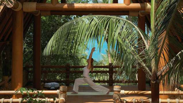 Learn and Enjoy Yoga at Four Seasons Resort Koh Samui Thailand