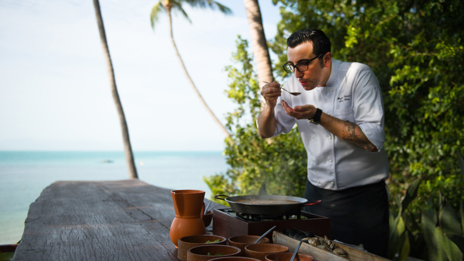Детский отдых в Four Seasons Resort Koh Samui