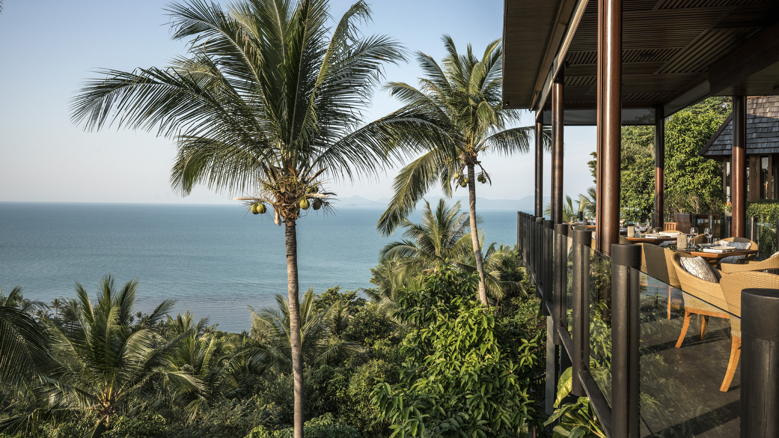 Bed and Breakfast Package Offered at Four Seasons Resort Koh Samui, a Luxury Resort in Koh Samui Thailand