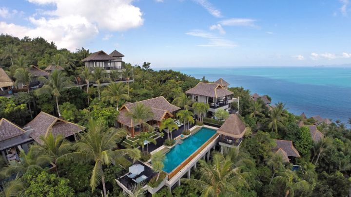Four Bedroom Residence Villa With Pool