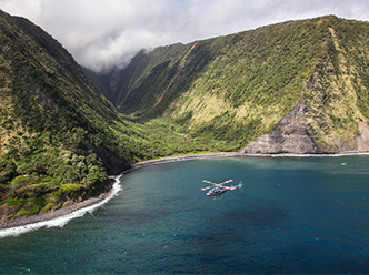 Get a bird's-eye view of the Big Island